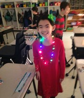 A sweet decorated Miya!