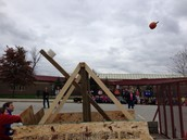 Pumpkin Launching!
