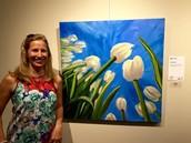 Cheryl Wheeler, artist