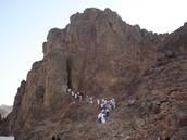 Mount Uhud!