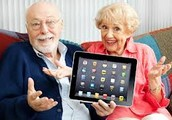 Tech Neck is an innovative idea to help senior citizens understand new computer technology