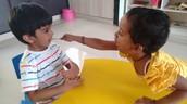 Nursery A- Nidhi