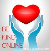 We want to you to be safe and kind online