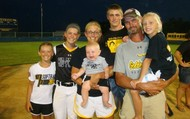 The night the Mid-Prairie girls made it to state softball!
