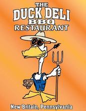 Dining for Doyle -  Duck Deli
