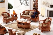 Rattan And Wicker Furniture Sets