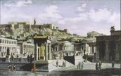 Ancient Athens during Golden age