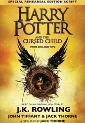 Harry Potter and the Cursed Child, Script Edition by Olivia, 5CS