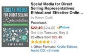 Direct Sales in Social Media