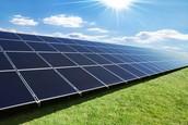 solar power plantation