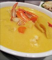 Cangreijo con legumbres en sopa por Seiscientos quince mil ochocientos setenta (615870 pesos) honduran lempira