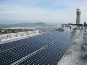 Update on the Alcatraz Solar Panels