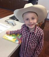 Little cowboy from KPS