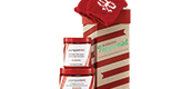 Pampermint Foot Care Gift Set, $50