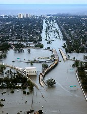 Why is New Orleans sinking?