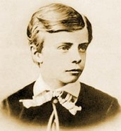 TR as a child