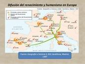 DIFUSIÓN DEL MOVIMIENTO POR EUROPA