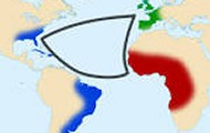 What's the Triangular trade?