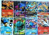 I used to collect trading cards.