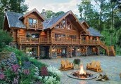 This is the cabin your child will be stayin in