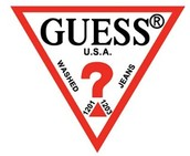 Guess's mark