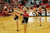 Red Line Dance Team Tryouts