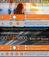 GO VIP 800 & VIP 1600
