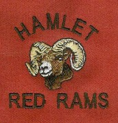 Hamlet Middle School Media Center