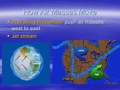 Jet Streams, Prevailing Westerlies