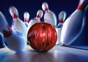 24th - Brothers Grill & Shake and Bowling