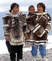 Madres inuit