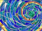 Join the Sci Girls as they design and create Stained Glass Art!