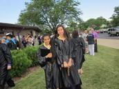 Me & Ailani Graduation