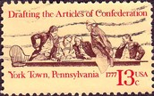What were the articles of confederation about?