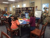 4th and 5th graders prepare for Battle of the Books