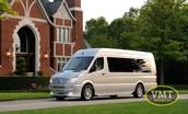 G-Series Luxury Sprinter Conversion Van