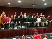Football Banquet to Commemorate Win