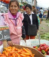 Las Vendedores en Lima