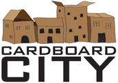 Cardboard City is just around the corner!!