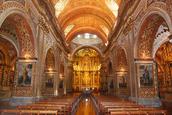 Compania de Jesús, Quito