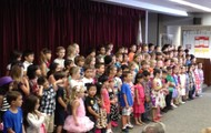 Kindergarten Performance...so special!