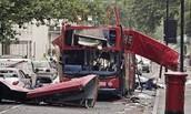 London bus bombings