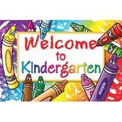 Welcome New Kindergarten Students!