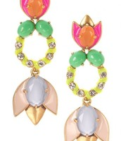 Tropicana Earrings 3 in 1 $24