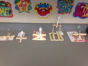 Finished Catapults