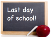 Last Day of School - Early Release
