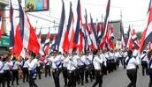 El dia de la independencia de Costa Rica