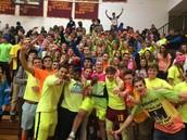 Student Spirit at #RedsHouse