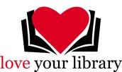 FEBRUARY is LOVE YOUR LIBRARY MONTH