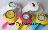 Kids Silicone Slap Watches